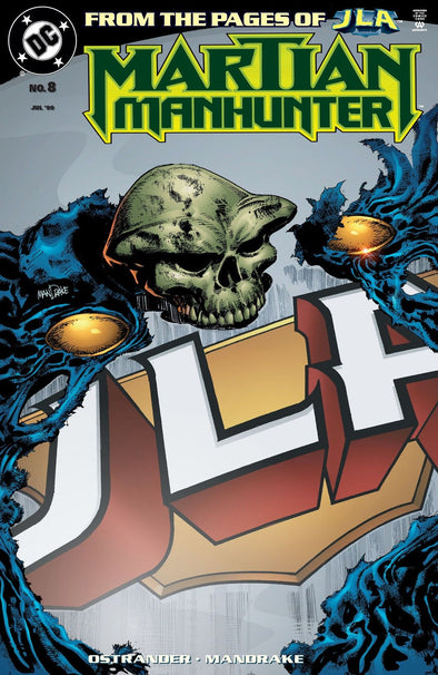 Martian Manhunter (1998) #08