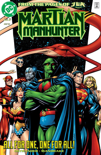Martian Manhunter (1998) #09