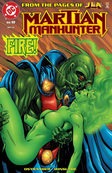 Martian Manhunter (1998) #10