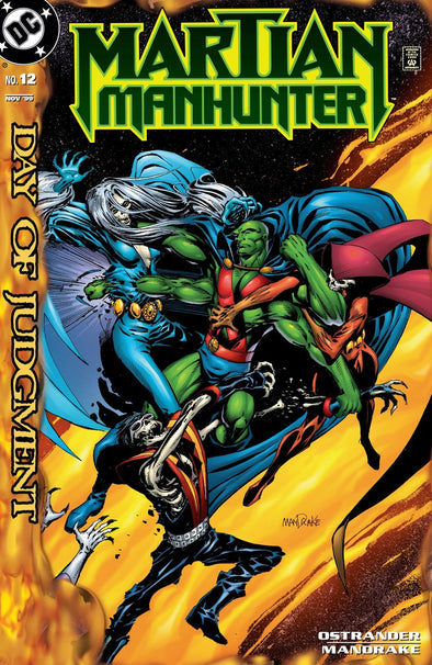 Martian Manhunter (1998) #12