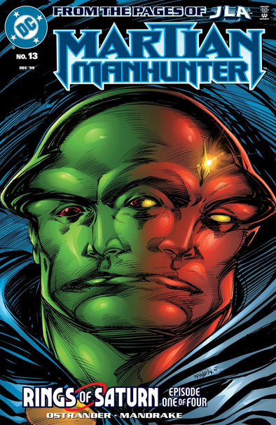 Martian Manhunter (1998) #13