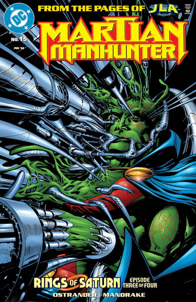 Martian Manhunter (1998) #15