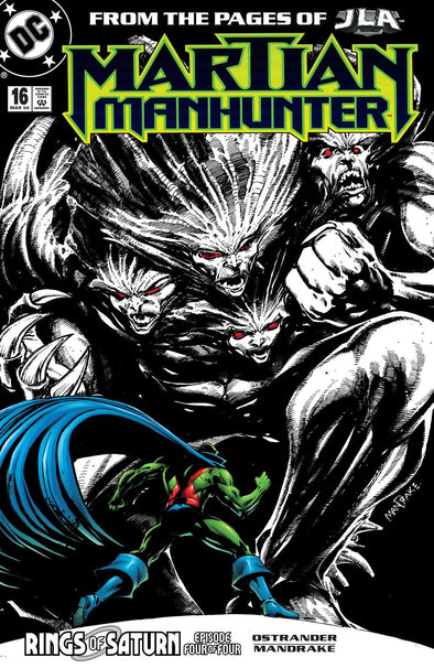 Martian Manhunter (1998) #16