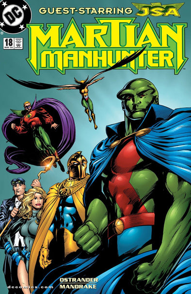 Martian Manhunter (1998) #18