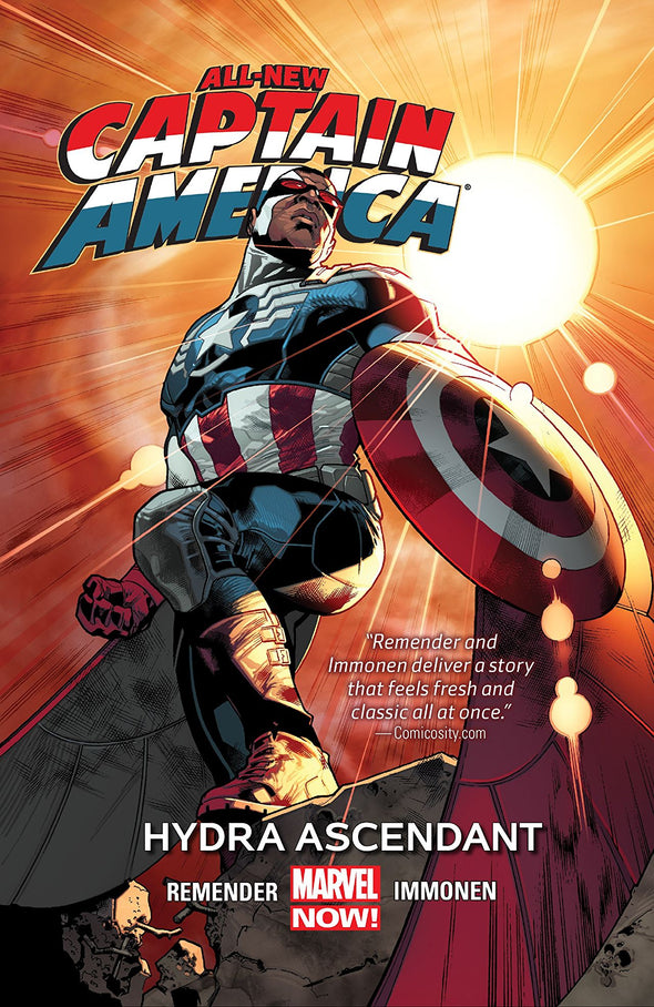All-New Captain America TP Vol. 01: Hydra Ascendant