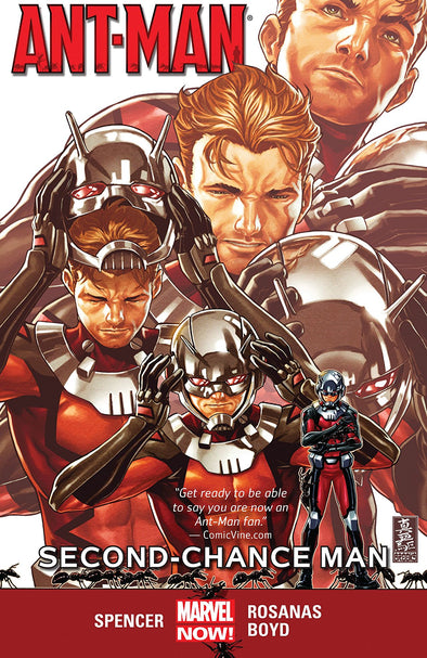 Ant-Man (2015) TP Vol. 01: Second Chance Man
