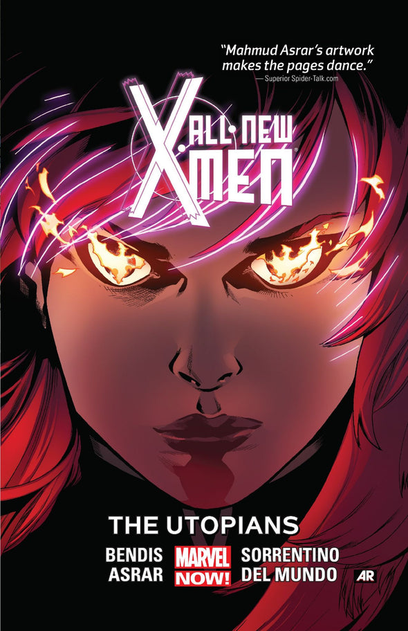 All-New X-Men (2012) Vol. 07: Utopians TP