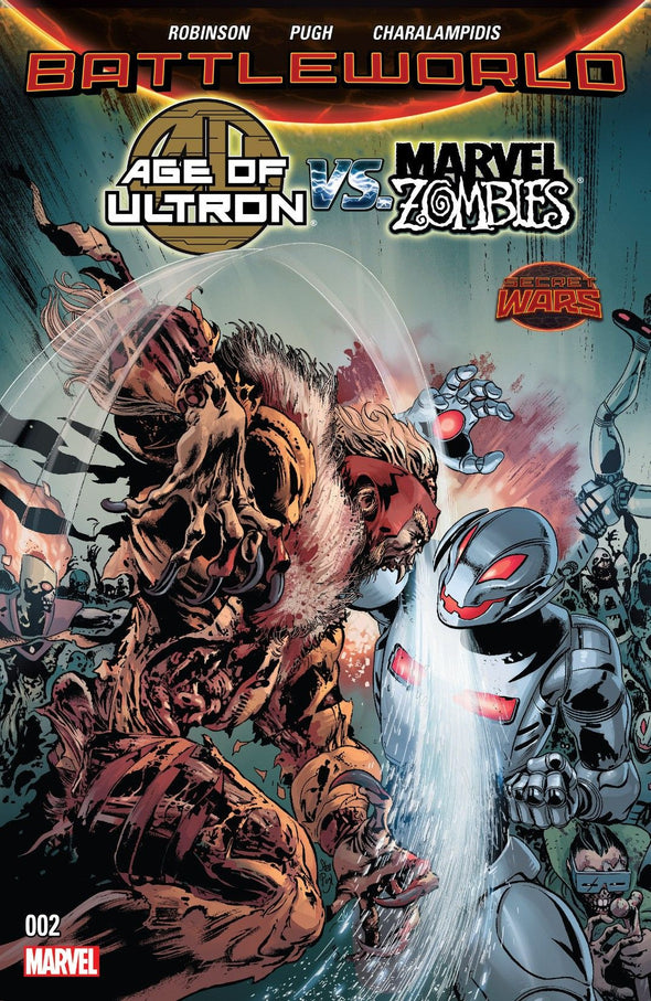 Age of Ultron vs. Marvel Zombies (2015) #02