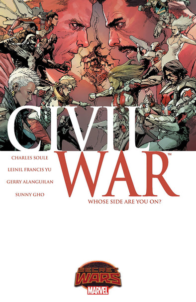 Civil War (2015) #02