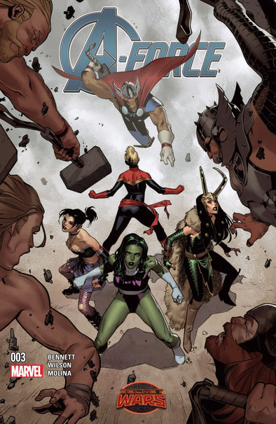 A-Force (2015) #03