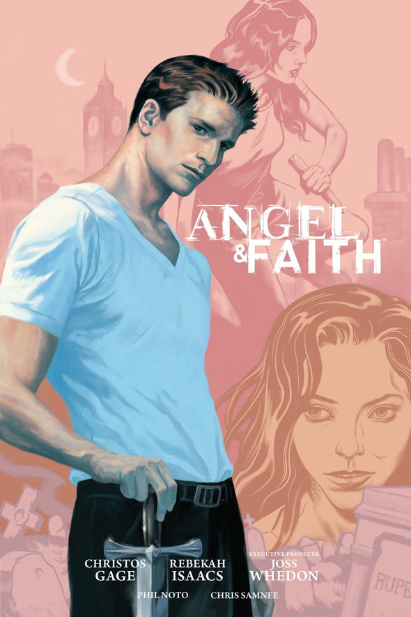 Angel & Faith: Season Nine: Library Edition Vol. 01 HC