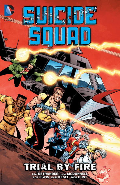 Suicide Squad (1987-1992) TP Vol. 01: Trial By Fire