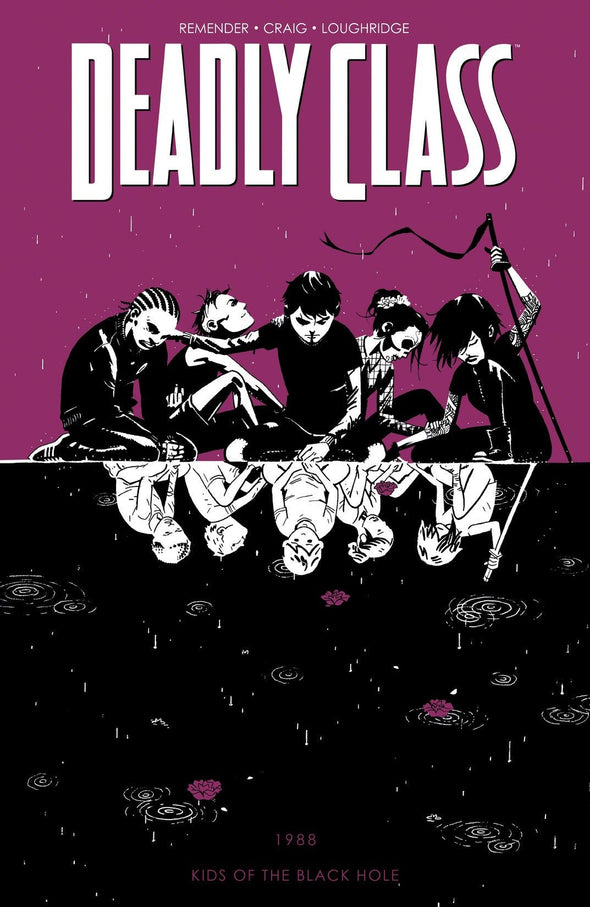 Deadly Class TP Vol. 02: Kids of the Black Hole