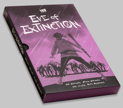 Eve of Extinction #1-6 Issue Box Set