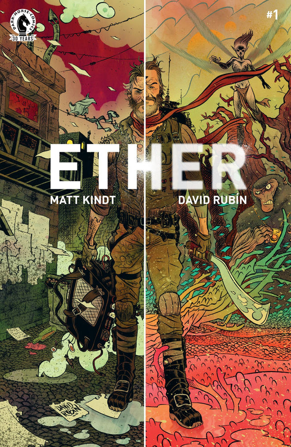 Ether (2016) #01