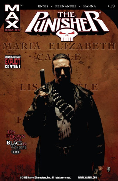 Punisher (2004) #19