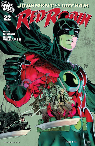 Red Robin (2009) #22