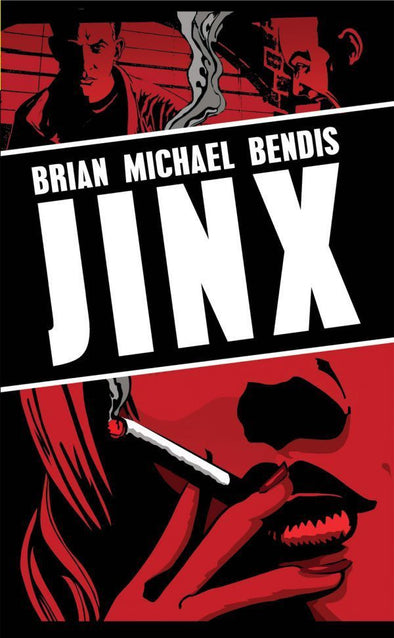 Jinx GN Essential Collection HC