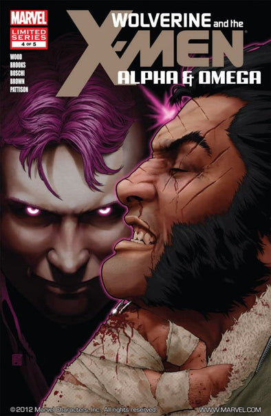Wolverine and the X-Men Alpha and Omega (2012) #04 (of 5)