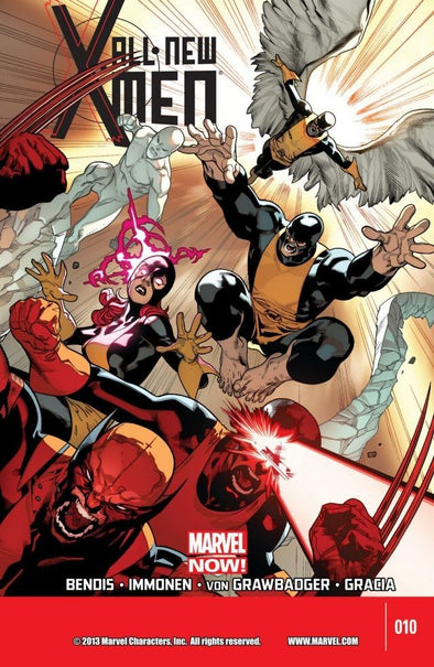 All-New X-Men (2012) #10