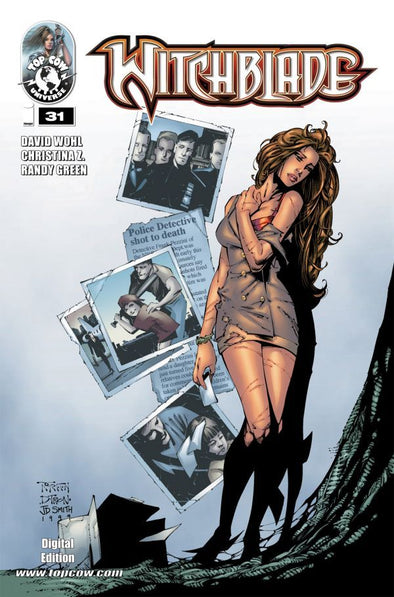 Witchblade (1995) #031