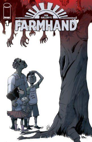 Farmhand (2018) #01 (SDCC 18 Variant Signed by Rob Guillory + COA)