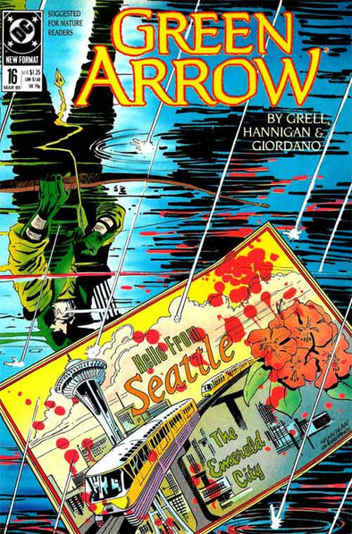 Green Arrow (1988) #016