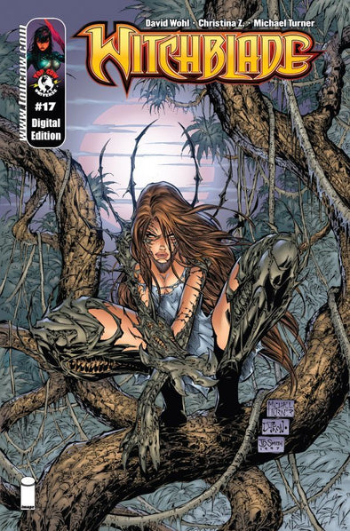 Witchblade (1995) #017