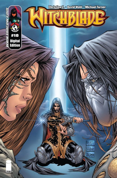 Witchblade (1995) #018