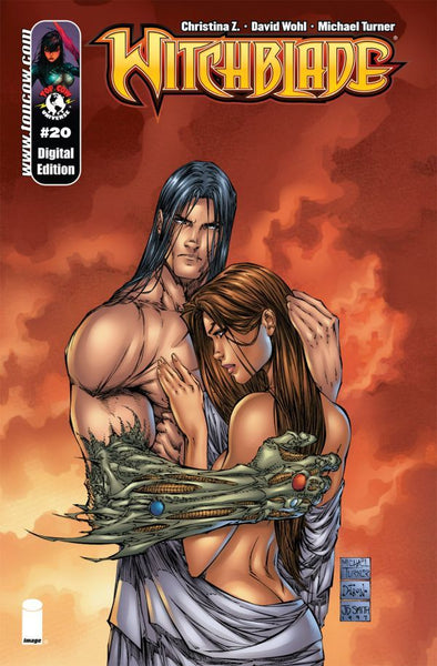 Witchblade (1995) #020
