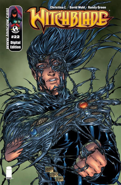 Witchblade (1995) #022