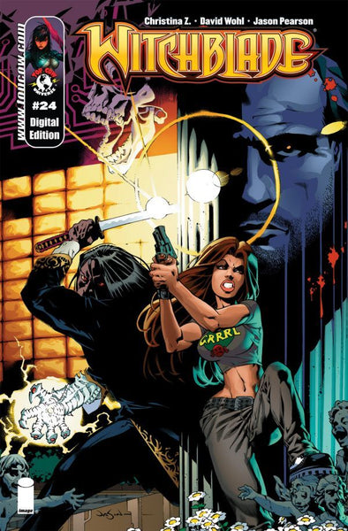 Witchblade (1995) #024