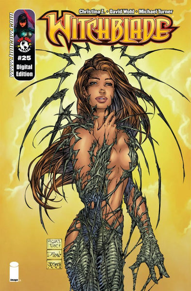 Witchblade (1995) #025