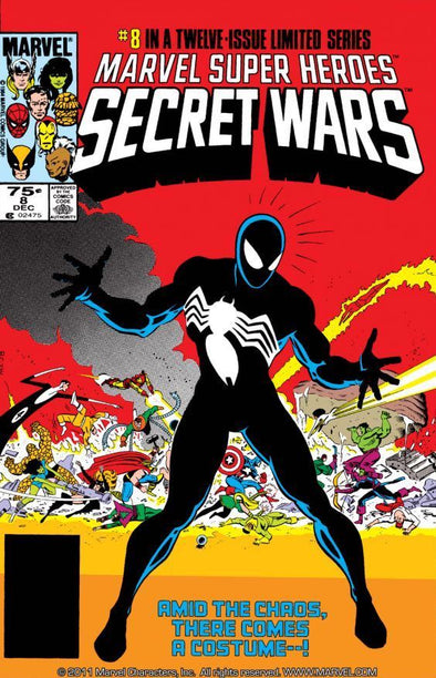Marvel Super Heroes Secret Wars (1985) #08