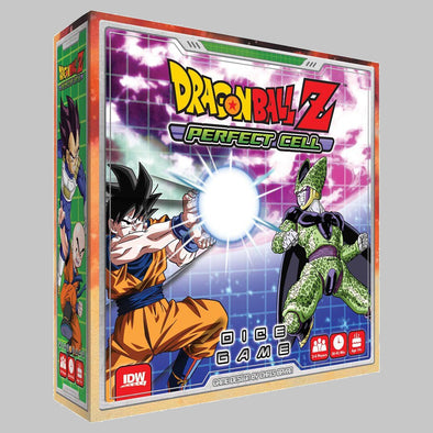 Dragon Ball Z Perfect Cell Board Game