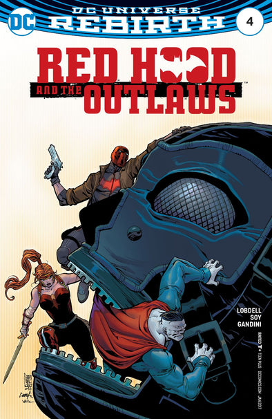 Red Hood and the Outlaws (2016) #04