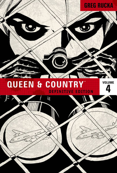 Queen & Country: Definitive ED TP Vol. 04