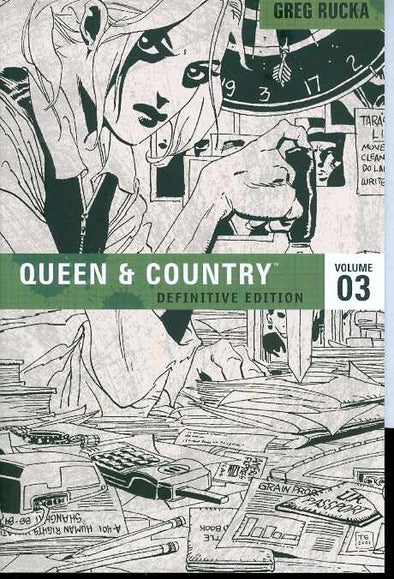 Queen & Country: Definitive ED TP Vol. 03
