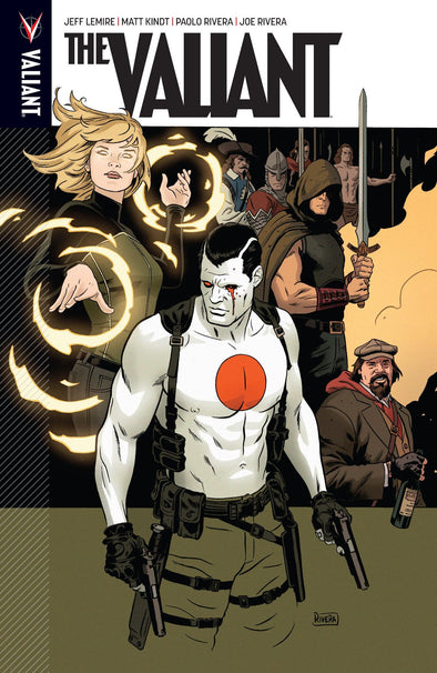 The Valiant (2014) TP