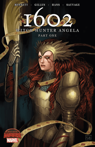 1602 Witch Hunter Angela (2015) #01