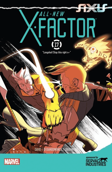 All-New X-Factor (2014) #17