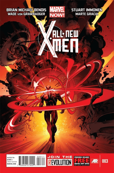 All-New X-Men (2012) #03 (2nd Printing)