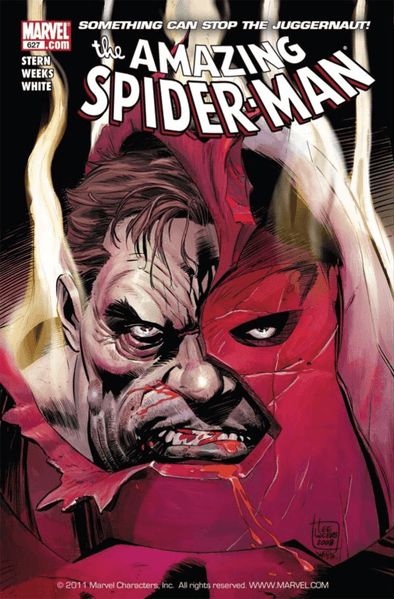 Amazing Spider-Man (1999) #627