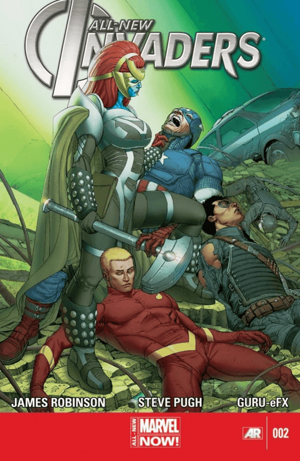 All-New Invaders (2014) #02