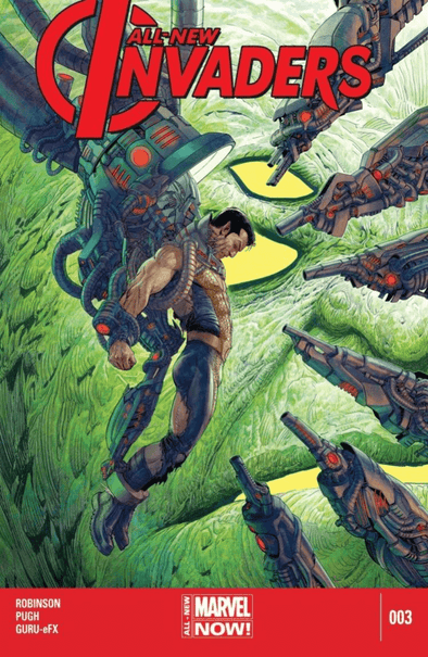 All-New Invaders (2014) #03