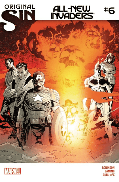 All-New Invaders (2014) #06