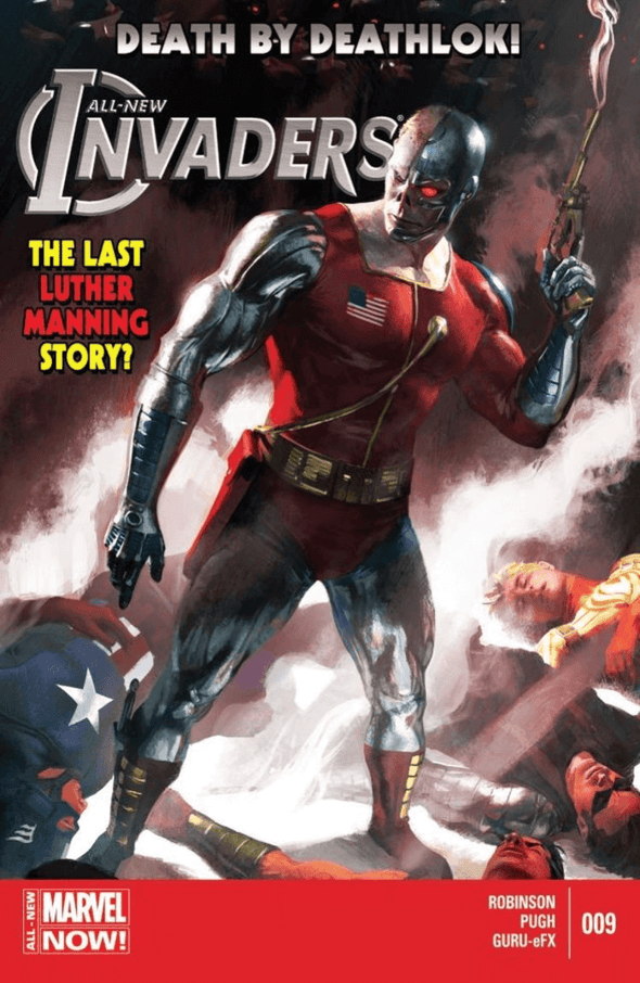 All-New Invaders (2014) #09