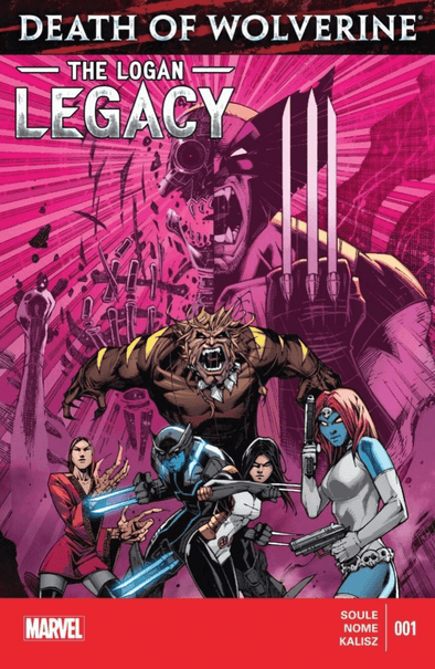 Death of Wolverine: The Logan Legacy (2014) #01