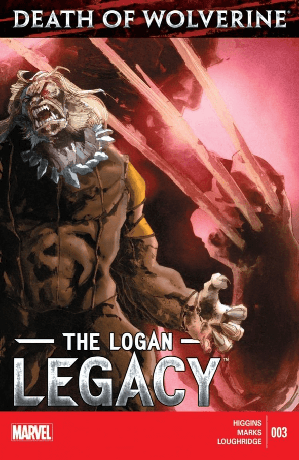 Death of Wolverine: The Logan Legacy (2014) #03
