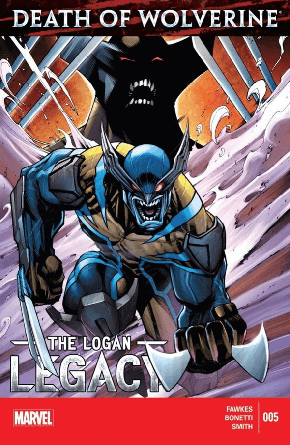 Death of Wolverine: The Logan Legacy (2014) #05